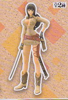 ■DX GIRLS SNAP COLLECTION3■ニコ・ロビン ウエスタン (送料650円 北海道.沖縄.離島を除く)
