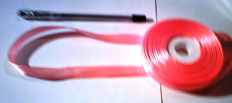リボンg ピンク 15mm幅