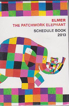 スケジュール帳2013 ELMER