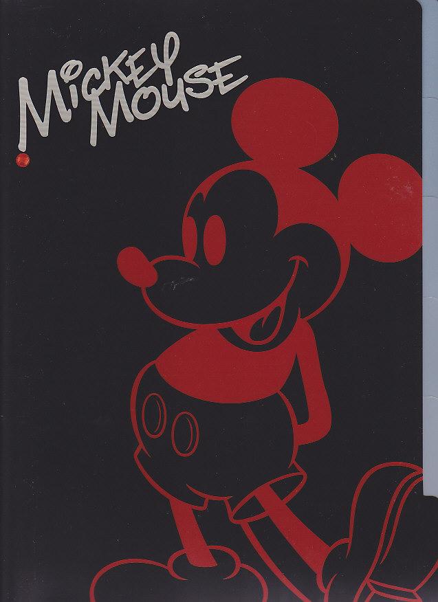 クリアケース ミッキーマウス