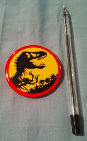 恐竜カンバッチ