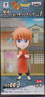 銀魂ワールドコレクタブルフィギュアvol.1■単品 GT003神楽