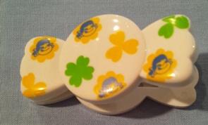 キャンディ型クリップ2個セット