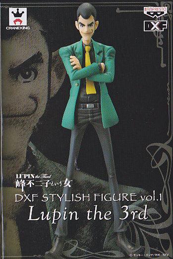 ■〜峰不二子という女〜DXF STYLISH FIGURE vol.1■単品 ルパン