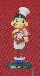 ★不二家ペコチャン首ふり人形■単品 ミルキーペコちゃん