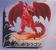ドラゴンボールxブルードラゴン ドラゴン大全■単品 レッドドラゴン
