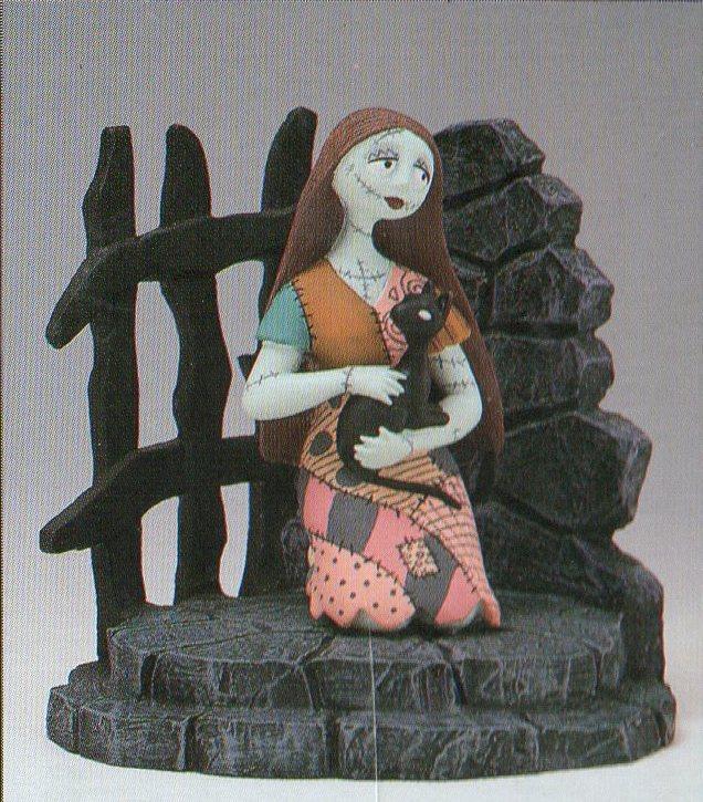 ■ナイトメア サリーと黒猫