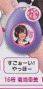 アイドリングサウンドロップ特価■単品 16号菊地亜美