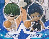◇黒子のバスケ 黒子のバスケスイングALL STAR<前篇>■2種セット(緑間.青峰)