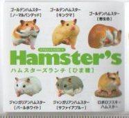 ◇ハムスターズランチ「ひま種」復刻■4種セット