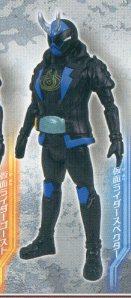 ◇ガシャポンカンソフビシリーズ 仮面ライダーゴースト01単品スペクター
