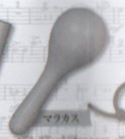 ◎世界の楽器コレクション◎マラカス