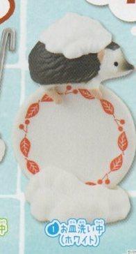 ■ハリネズミのお手伝い 大忙し!■お皿洗い中