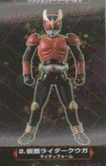 ■フルアクションフィギュア SAGA 仮面ライダー01■クウガ